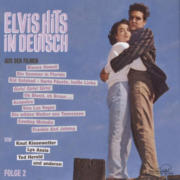 Folge 2, Elvis Hits in deutsch
