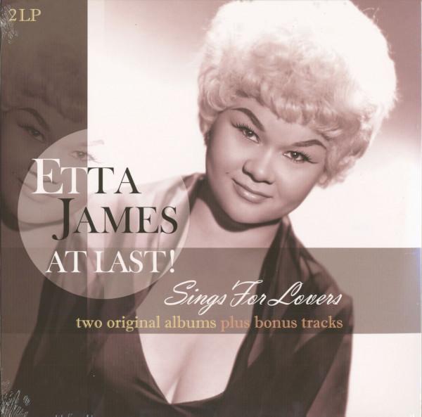 At Last! Sings For Lovers - Two Original Albums, plus (2-LP)
