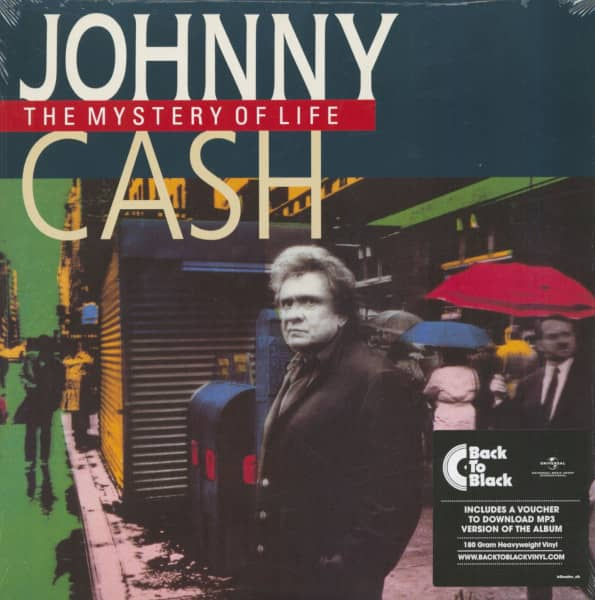 The Mystery Of Life (LP, 180g Vinyl & Download Code)