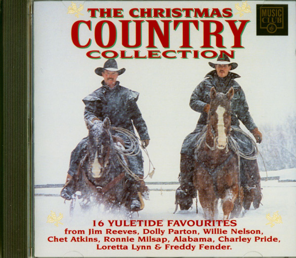 The Christmas Country Collection (CD)