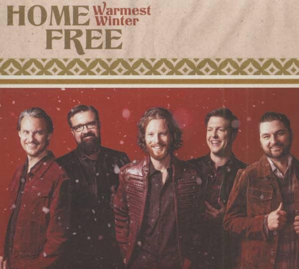 Warmest Winter (CD)