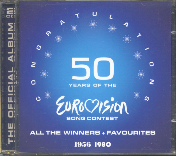 50 Years Of The Eurovision Contest,1956-1980 (CD)