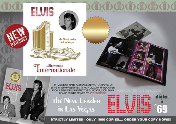 The New Leader In Vegas - Showroom Internationale