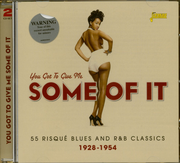 You Got To Give Me Some Of It (2-CD)