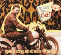 Vol.28 - Rockabilly & Rock'n'Roll From The Vaults Of Warner Brothers & Reprise (CD)