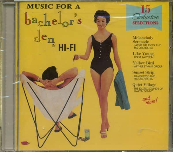 Music For A Bachelor's Den (CD)