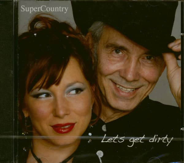 Let's Get Dirty (CD)