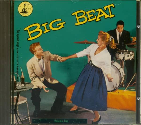 The Big Beat - Vol.2 (CD)