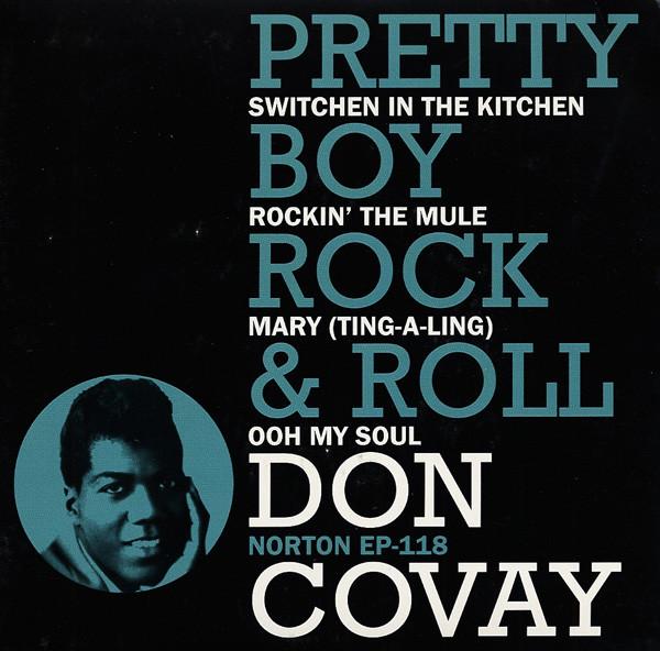 Pretty Boy Rock & Roll 7inch, 45rpm, EP, PS