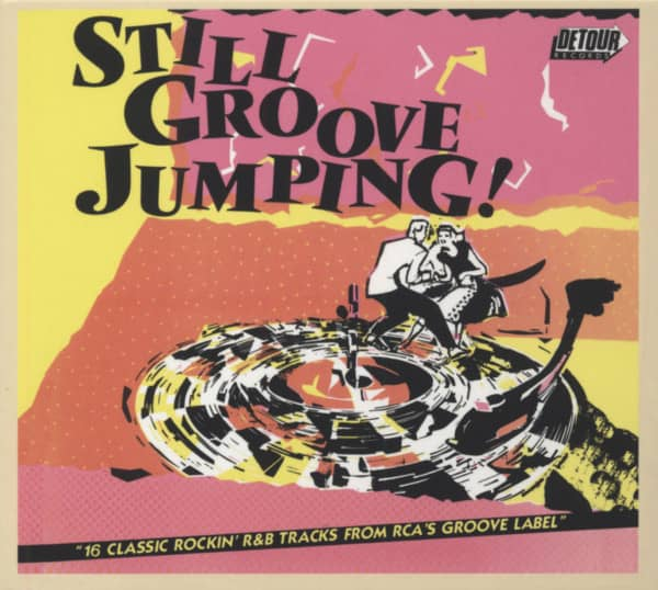 Still Groove Jumping! (CD)