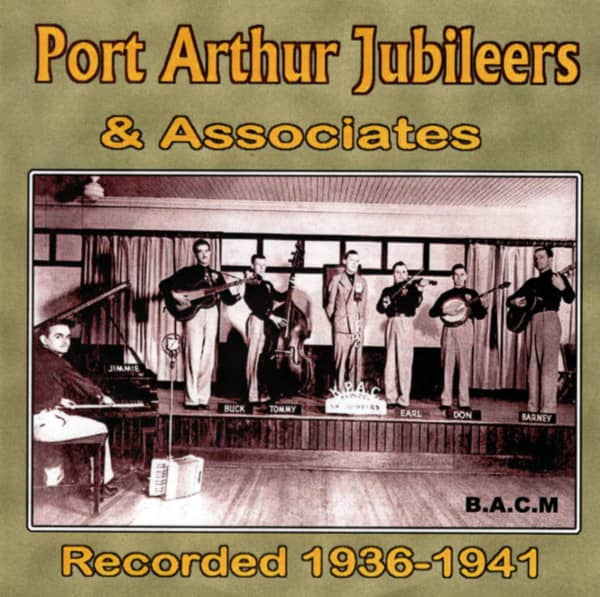 Recorded 1936-1941 (CD)