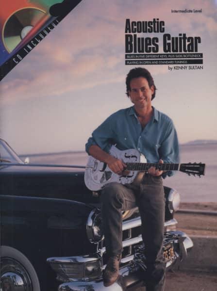 Acoustic Blues Guitar (Book & CD)