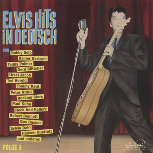 Folge 3, Elvis Hits in deutsch