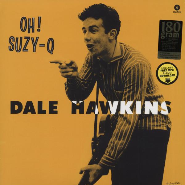 Oh! Suzy Q ...plus (1958) 180g Vinyl Ltd.