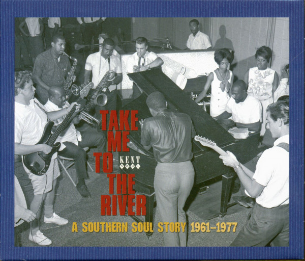 Take Me To The River - A Southern Soul Story 1961-1977 (3-CD)