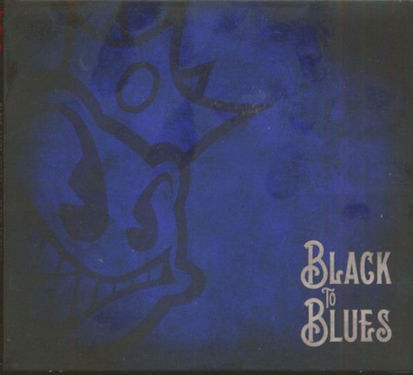 Black To Blues (CD, EP)