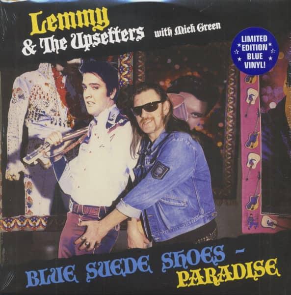 Blue Suede Shoes - Paradise (LP)