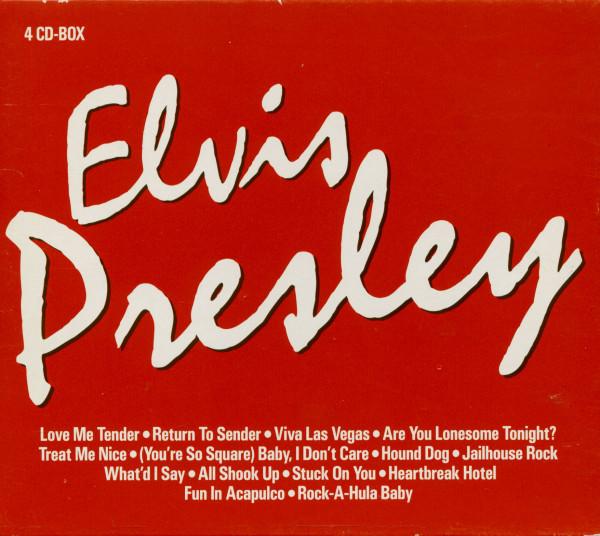 Elvis Presley (4-CD)