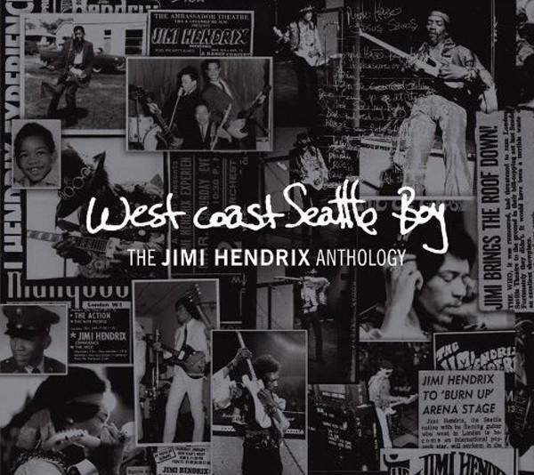 West Coast Seattle Boy - Anthology (CD&DVD)