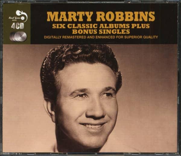 Six Classic Albums Plus Bonus Singles (4-CD)