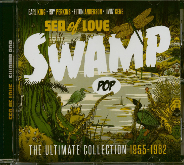 Sea Of Love - Swamp Pop (CD)