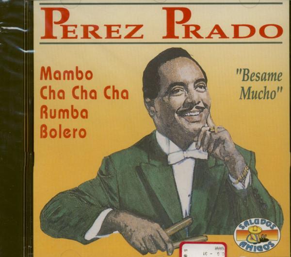 Besame Mucho (CD)