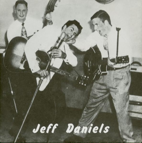 Jeff Daniels (7inch EP, 45rpm, PS)