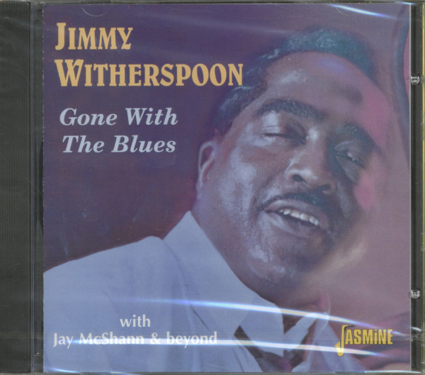 Gone With The Blues (with Jay McShann) (CD)