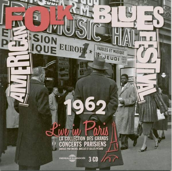 American Folk Blues Festival (3-CD)