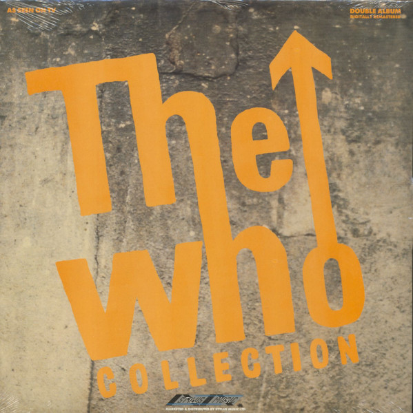The Who Collection (2-LP)