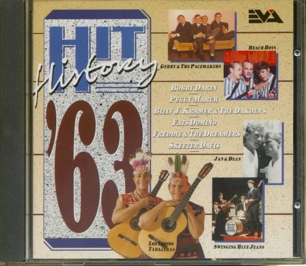 Hit History - 1963 (CD)