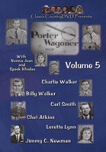 Vol.05, Porter Wagoner Show (Guest Stars)