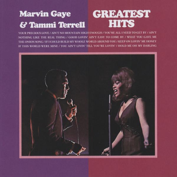 Greatest Hits (1970 Tamla Album)