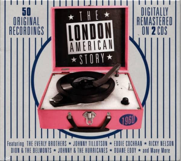 London American Story 1960 (2-CD)