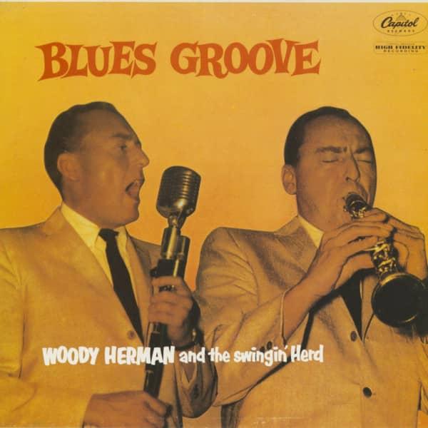 Blues Groove (LP)