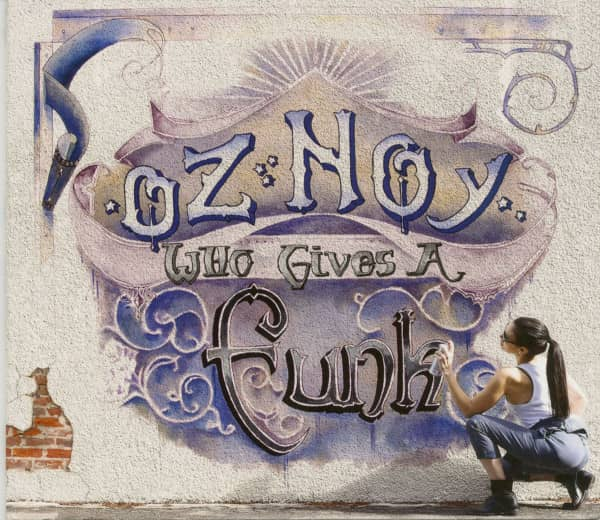 Who Gives A Funk (CD)