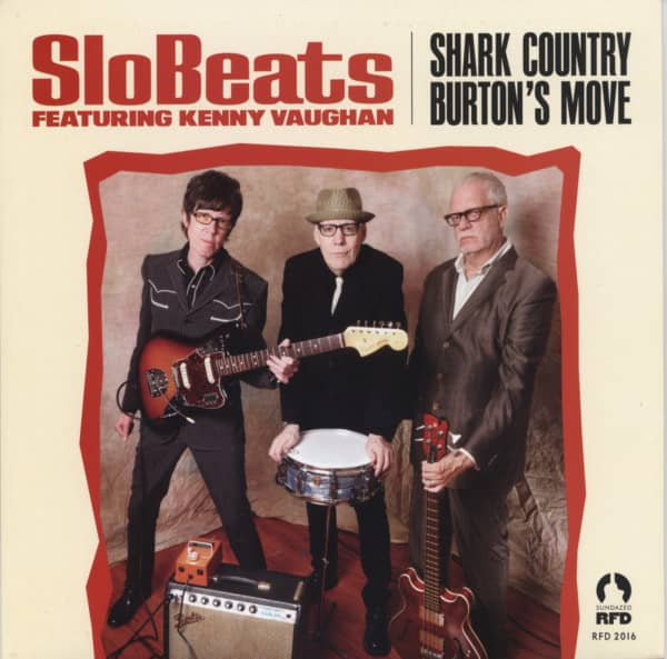 Shark Country - Burton's Move