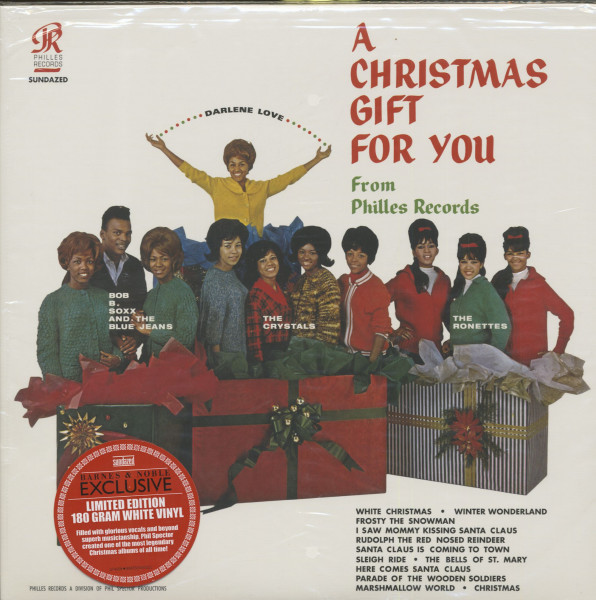 A Christmas Gift For You From Philles Records (LP, Ltd)