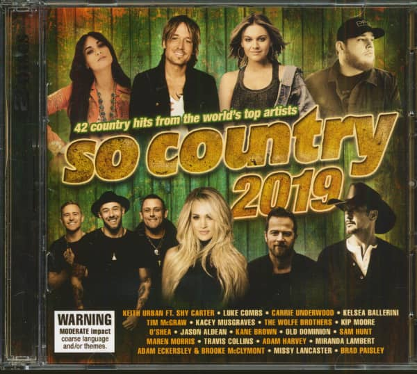 So Country 2019 (2-CD)