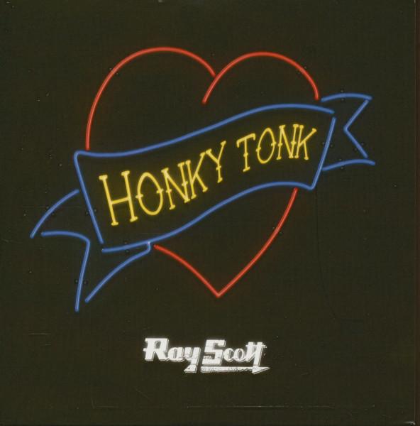 Honky Tonk (CD)