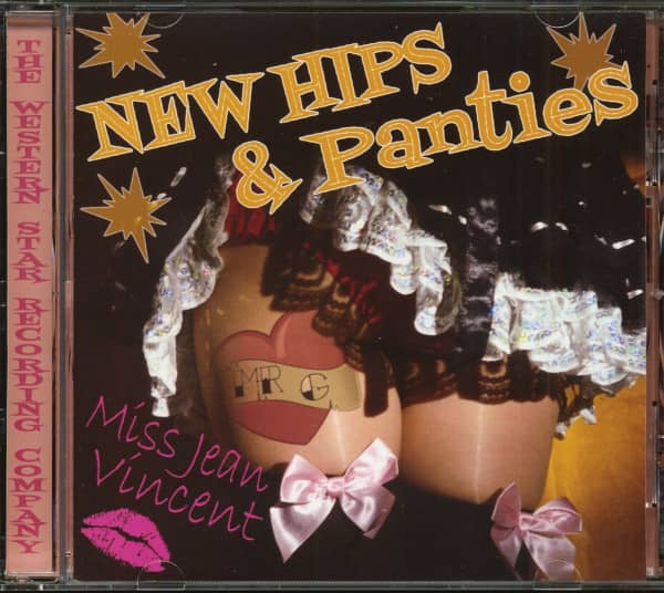 New Hips & Panties (CD)