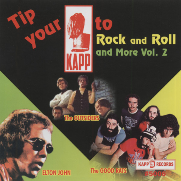 Vol.2, Tip Your Kapp To Rock And Roll