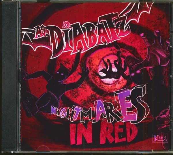 Nightmares In Red (CD)