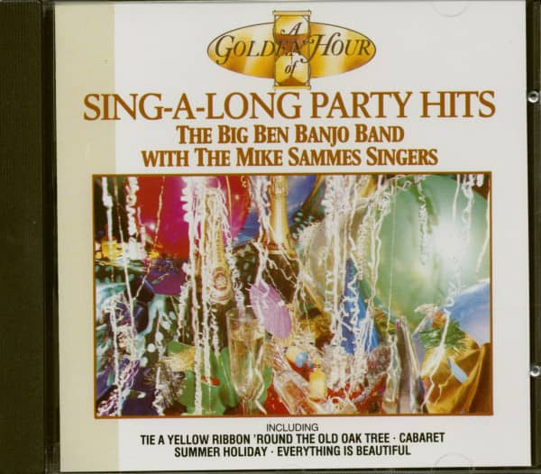 Sing-A-Long Party Hits (CD)