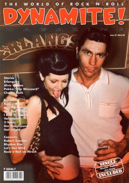Nr.32 - Magazin & limited Single