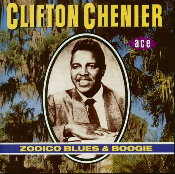 Zodico Blues & Boogie (CD)