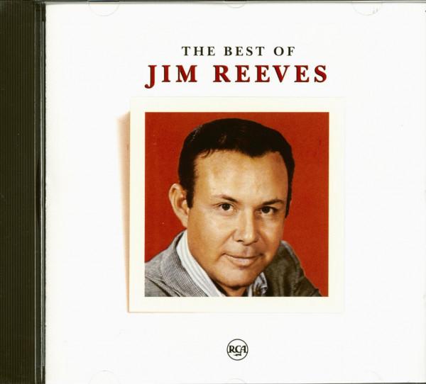 The Best Of Jim Reeves (CD)
