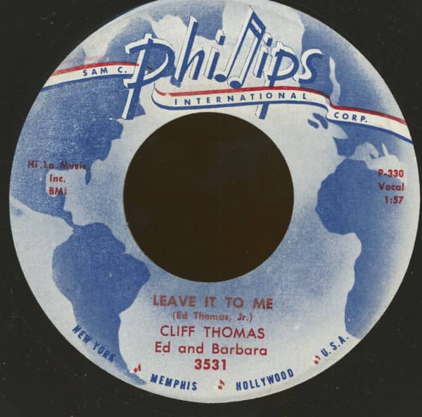 Leave It To Me - Sorry I Lied (7inch, 45rpm)