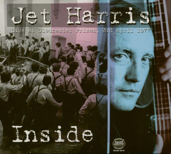 Inside - Live At Gloucester Prison 1977 (CD)