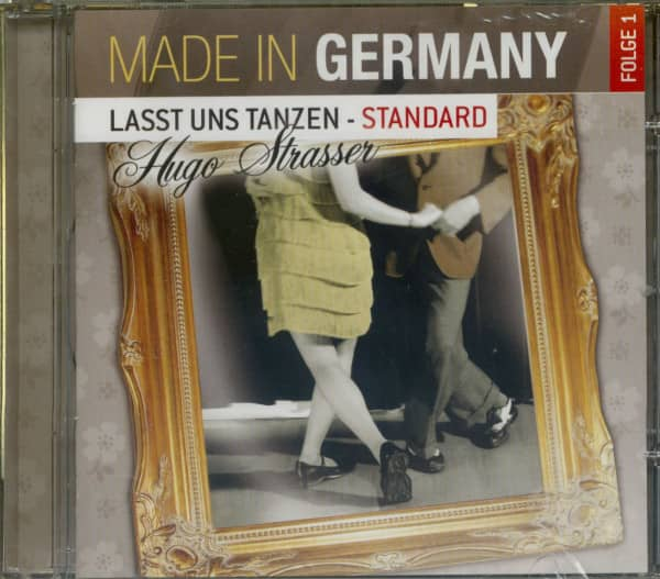 Lasst uns tanzen - Standard - Made In Germany (CD)
